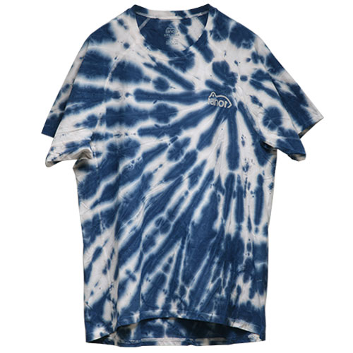 RADIATION TIE DYEING T-SHIRT