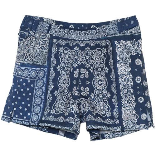 BANDANA VERY SHORT SHORTS
