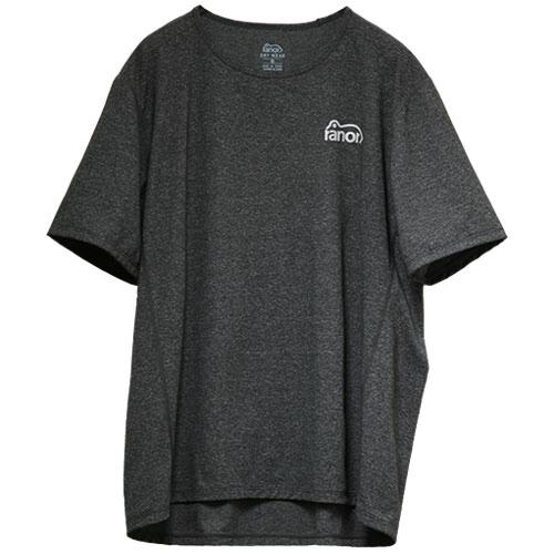チャコールMOKUバインダーTシャツ