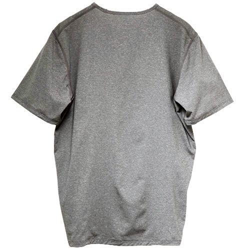 グレーMOKUバインダーTシャツ