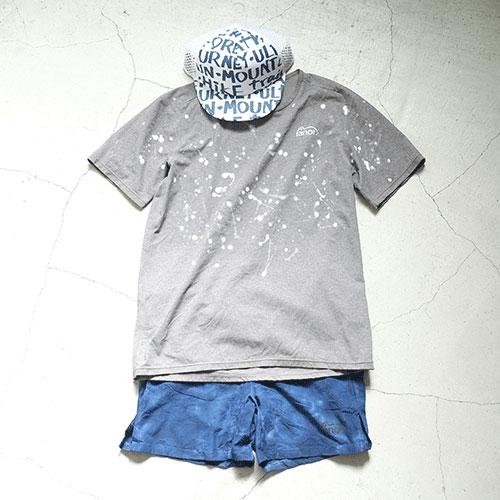 アーティステックペイントTシャツ【restock】