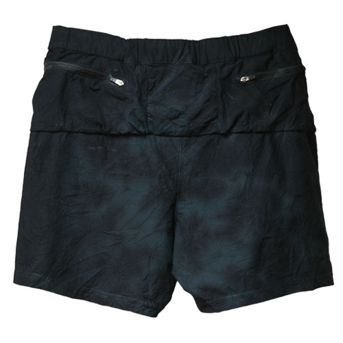 TIE DYEING MIDDLE SHORTS