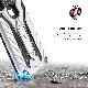 iPhone XR (6.1インチ) (2018)  ケース 【 Zizo 】 耐衝撃 米軍MIL規格取得 キックスタンド ハイブリッド  ( ポリカーボネイト × TPU ) STATIC シリーズ 【 シルバー / ブラック 】