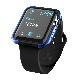X-Doria Apple Watch 3 / 2 / 1 ケース (42mm) DEFENSE EDGE シリーズ プレミアム アルミニウム x TPU バンパー フレーム ハイブリッド (2層構造)  スリム ケース   【 ブルー 】