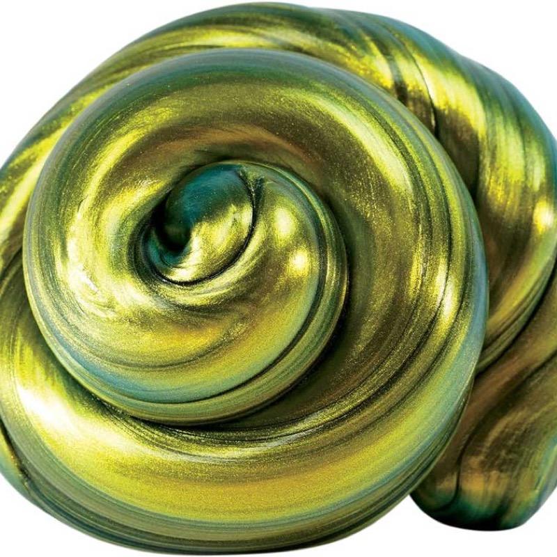 Crazy Aaron's Putty World シンキング パティ Super Illusions (光加減で色の見え方が変わる!) シリーズ 【 スーパー・オイルスリック 】 SO020