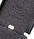 Melkco Xperia XZ1  (2017) レザーケース 本革 プレミアム レザー ハンドメイド フリップタイプ (縦開き)  [ ラセス rasesu Inc 日本正規代理店品 ]  【 ブラック LC 】