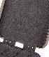 Melkco iPhone XS Max (6.5インチ) (2018) プレミアム ヌバック レザーケース 本革 ハンドメイド 磁石不使用 フリップタイプ (縦開き) [ ラセス rasesu Inc 日本正規代理店品 ]  【 クラシック・ビンテージ・ブラウン 】
