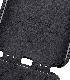 Melkco iPhone XS Max (6.5インチ) (2018) プレミアム レザーケース 本革 ハンドメイド 磁石不使用 フリップタイプ (縦開き) [ ラセス rasesu Inc 日本正規代理店品 ]  【 ブラックLC 】