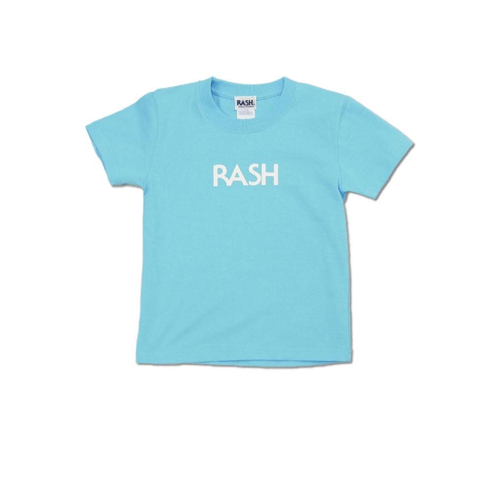 2021 RASH Kid's 羽バックTee