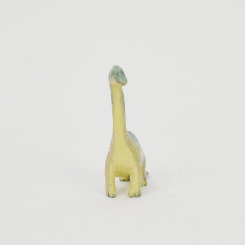 タイニーワールド ブラキオサウルス ミニチュア 恐竜