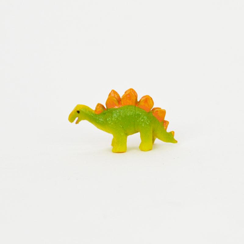 タイニーワールド ステゴサウルス ミニチュア 恐竜