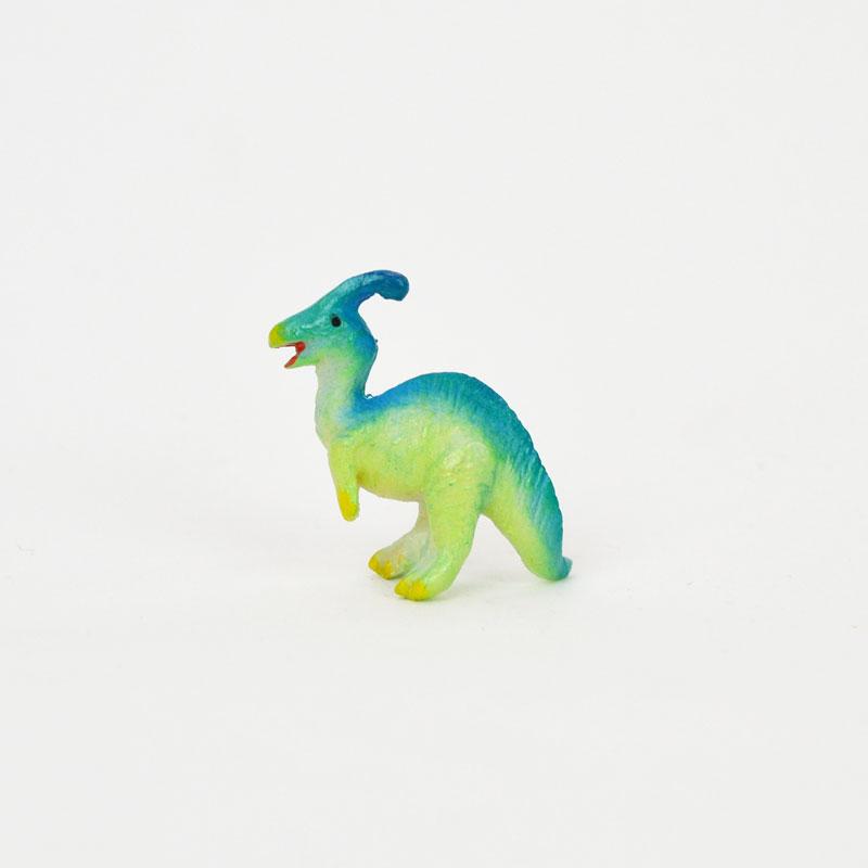タイニーワールド パラサウロロフス ミニチュア 恐竜