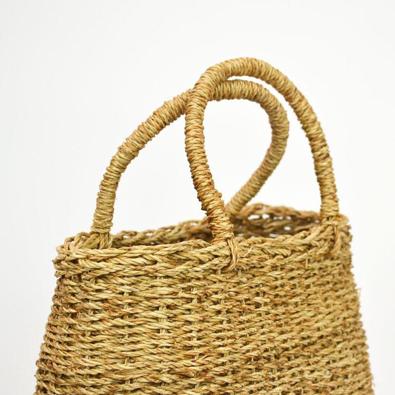 ジュートバッグ トート かごバッグ エコバッグ 天然素材