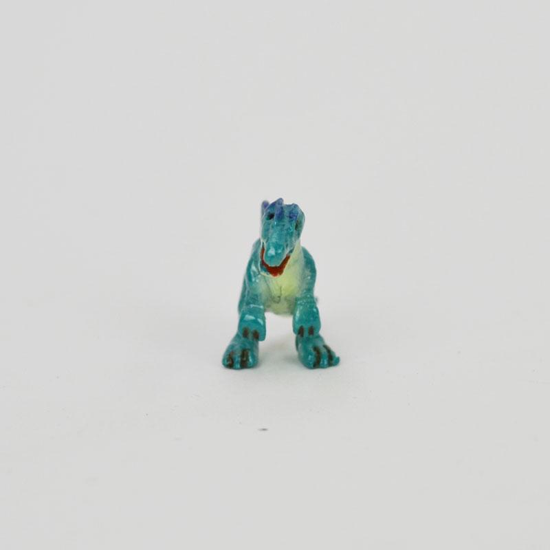 タイニーワールド スピノサウルス ミニチュア 恐竜