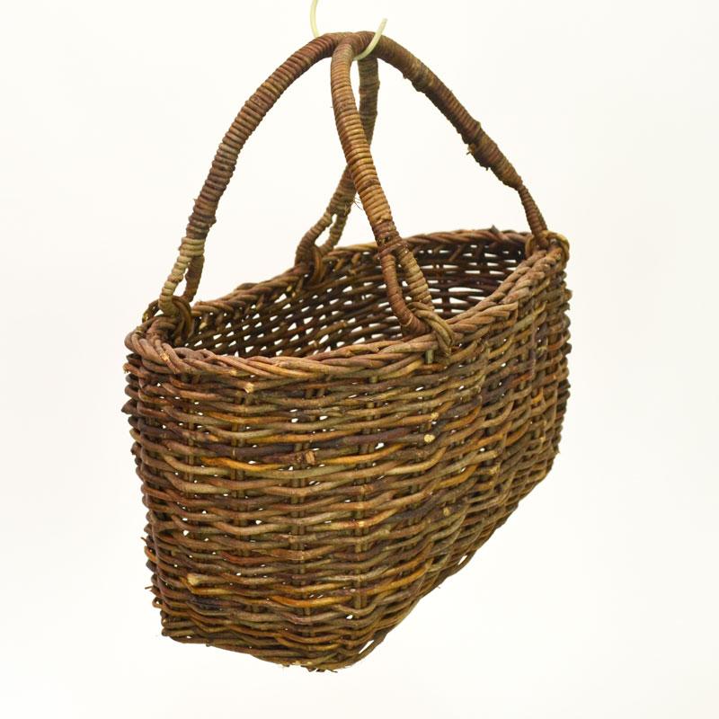 かずら かごバッグ トートバッグ 浅型 自然素材 バスケット