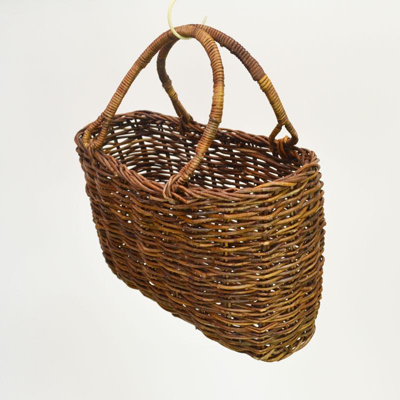 かずら かごバッグ トートバッグ 深型 自然素材 バスケット