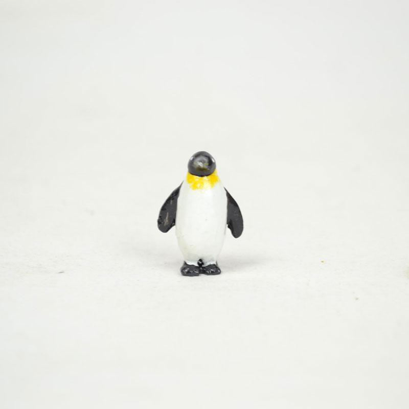 タイニーワールド 皇帝ペンギンL ミニチュア 置物
