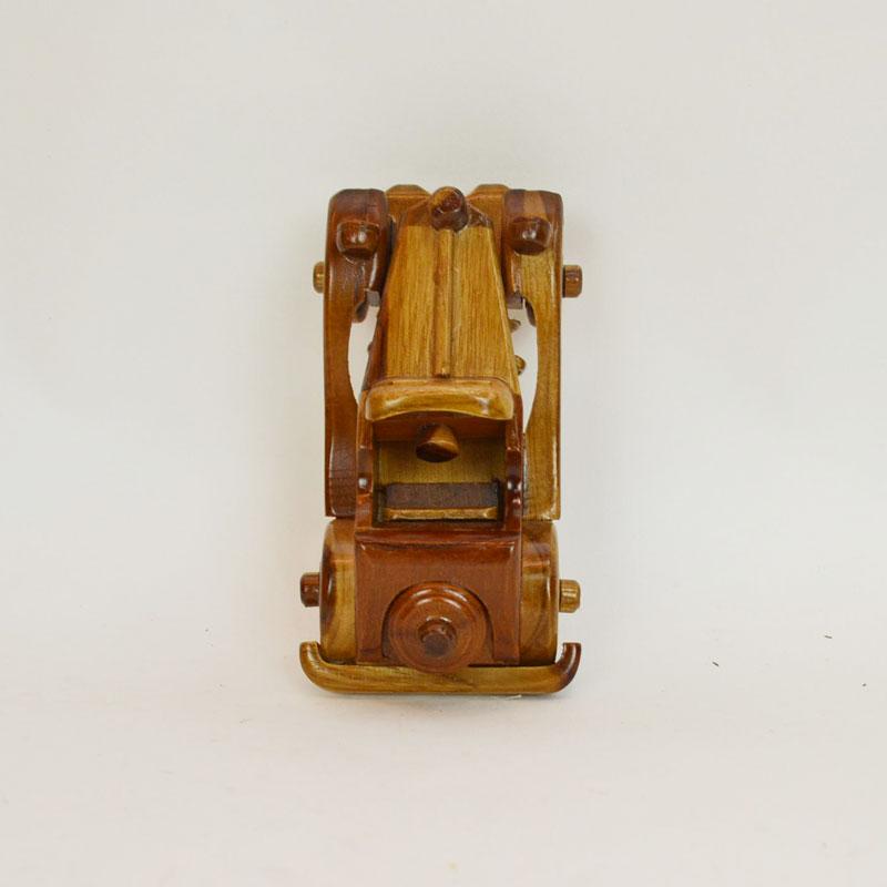 ウッドビークル 003 木製 乗り物 車 おもちゃ オープン