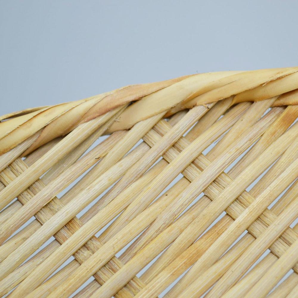 竹ざる 直径36cm 古き日本の道具 干しざる ザル 天然素材 ナチュラル 自家製 干物 梅干し 乾燥 インテリア キッチン道具 てづくり 手作り 道具 台所 お手入れ簡単 軽い 普段使い 日用品 オシャレ シンプル 自家製 竹雑貨
