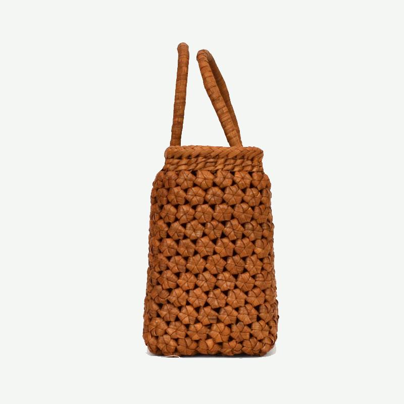 高級素材 山葡萄バッグ 申 かごバッグ