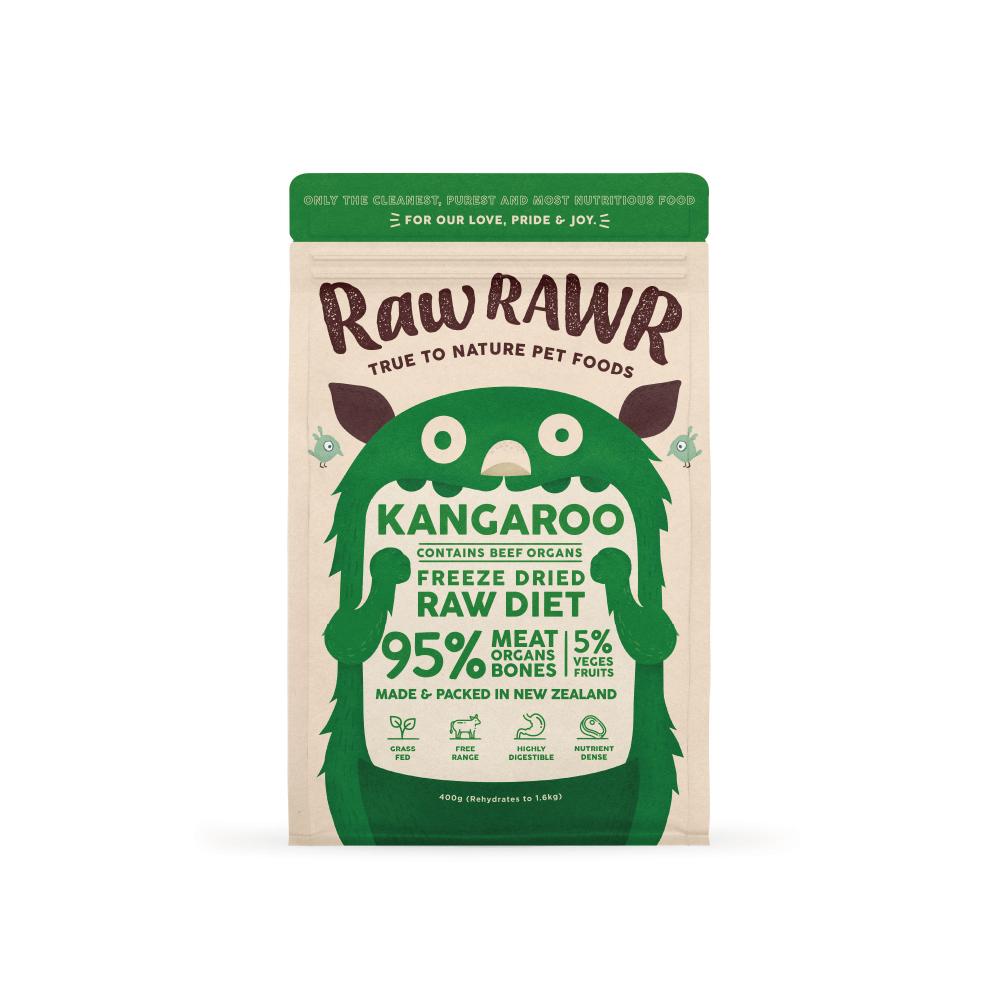 KANGAROO カンガルー牛の内臓入り 400g