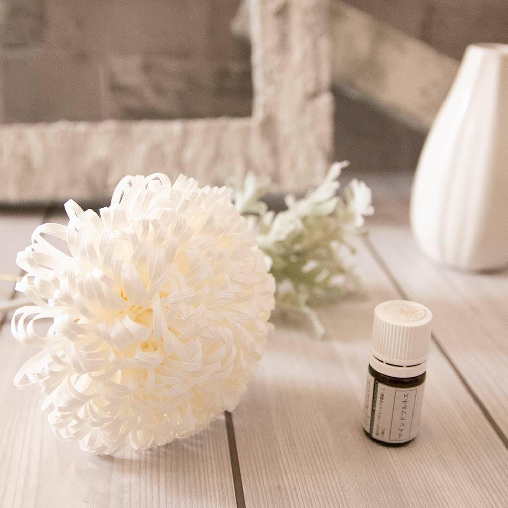 数量限定ギフト 香る花・綿花アロマセット(AMABIEお守り付き)