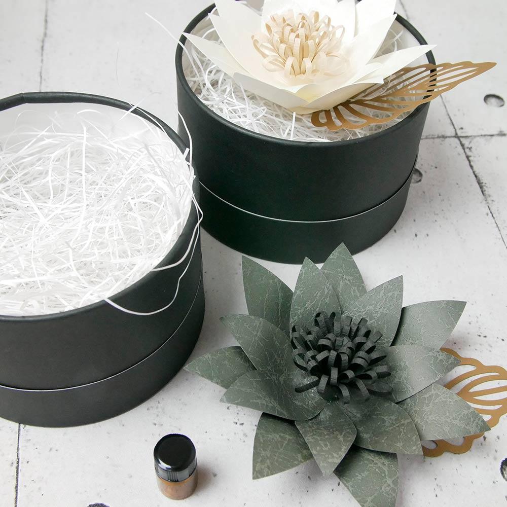 香る花 白/黒BOX(AMABIEお守り付き)