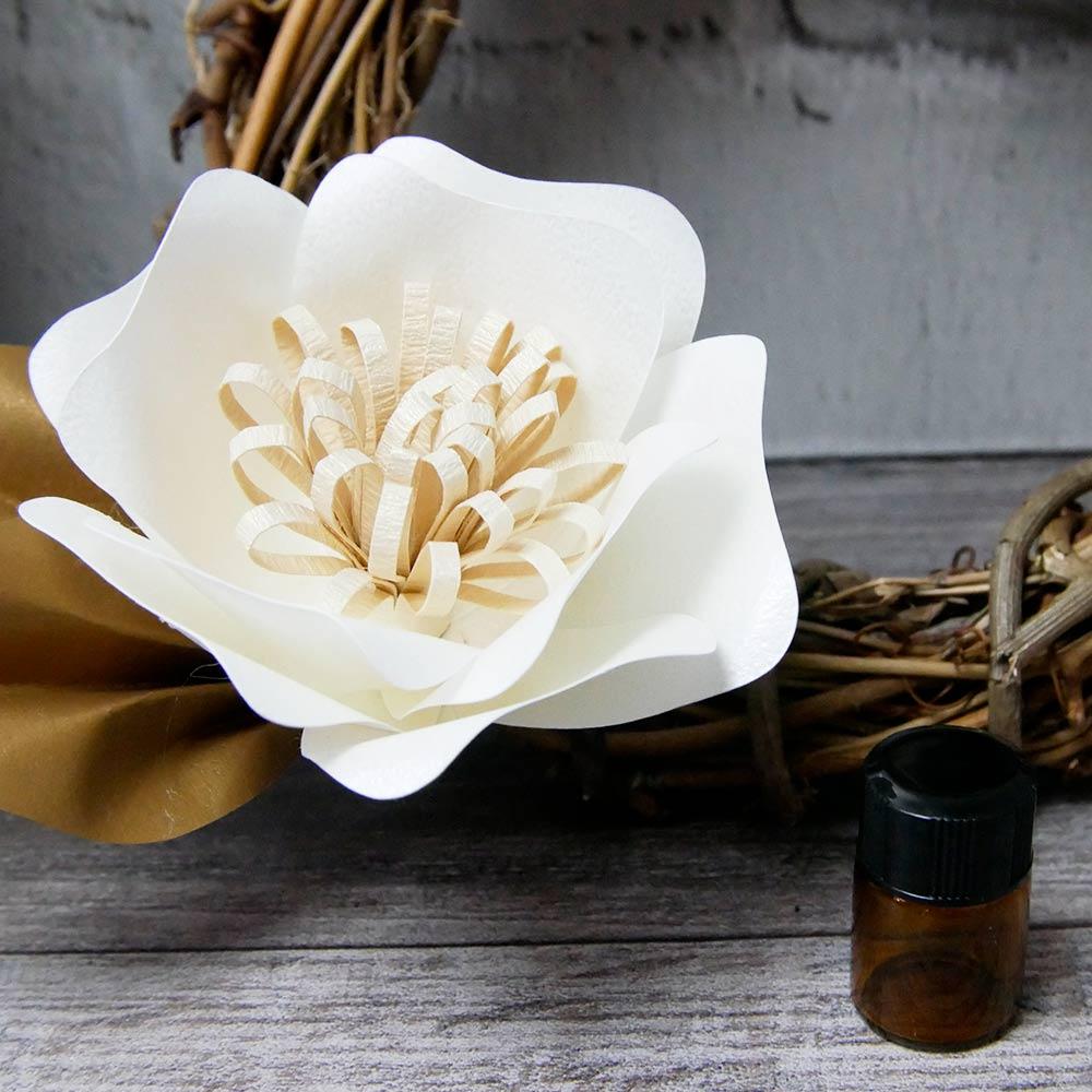 香る花 リース