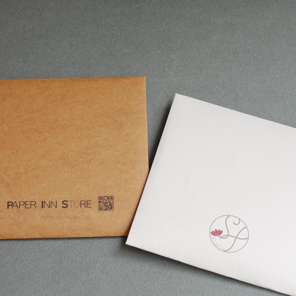 プレミアムペーパーシリーズ マスクケース(名入れサービス有り)
