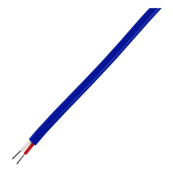 K φ0.32 ビニール被覆熱電対線(K-G)