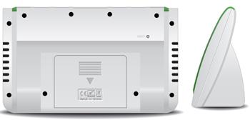 MT-875 熱中症計付温湿度計