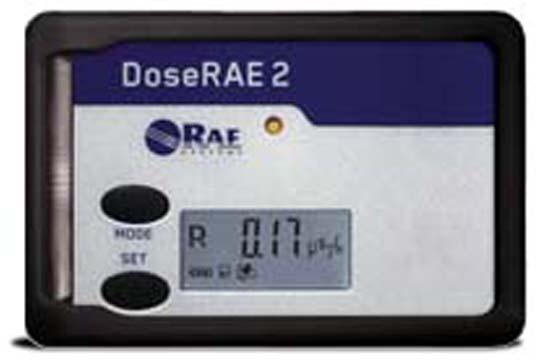 PRM-1200 個人線量計