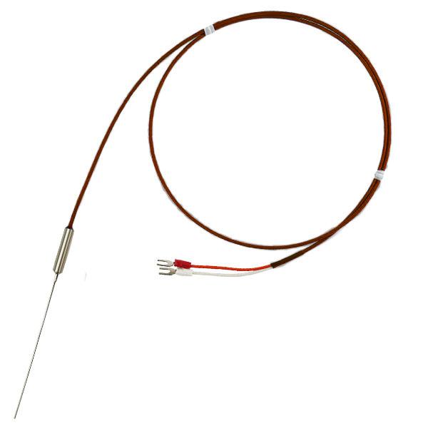 Tφ1.6シース熱電対(SUS316)
