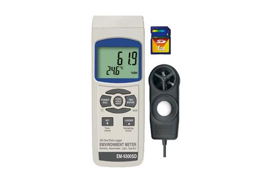 EM-9300SD マルチ環境測定器
