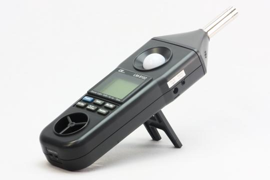 LM-8102 マルチ環境測定器