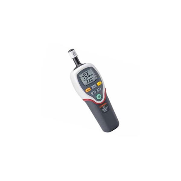 デジタル温湿度計 CENTER 317