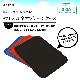 【まとめ買い】ラスタバナナ iPad 10.2インチ対応 タブレット汎用 ケース カバー ネオプレーン 衝撃吸収 手帳ケースごと収納できる GIGAスクール構想対応商品 レッド タブレットケース RFRTA1001RD