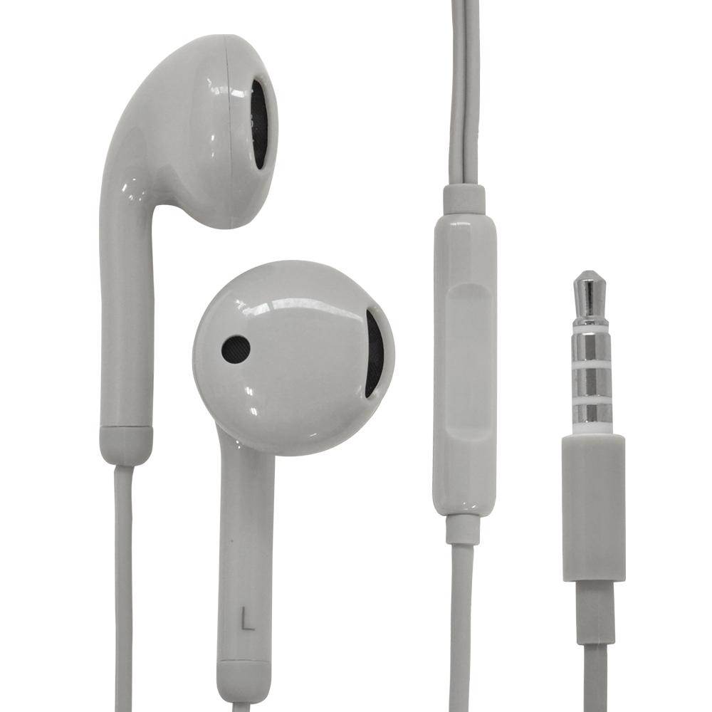 ラスタバナナ iPhone スマホ タブレット 3.5mmステレオ端子 ステレオイヤホンマイク GRY 着信応答スイッチ付き RESMS3501GRY