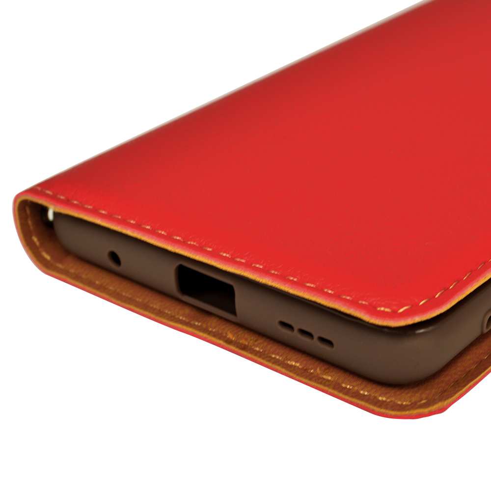 ラスタバナナ Xiaomi Redmi Note10 Pro ケース カバー 手帳型 +COLOR 薄型 サイドマグネット 耐衝撃吸収 スタンド機能 カード入れ RD×NV シャオミ レッドミー ノート プロ スマホケース 6616RN10PBO