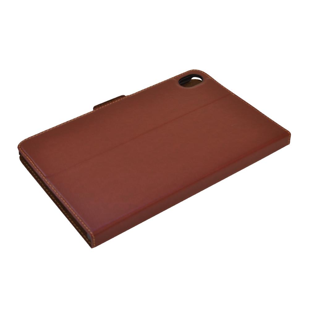 ラスタバナナ dtab Compact d-42A ケース カバー 手帳型 スタンドにもなる ブックタイプ レッド ディータブ コンパクト タブレットケース 5941D42ABO