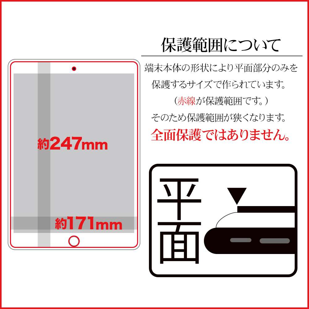 ラスタバナナ iPad Air3 第3世代 iPad Pro 10.5インチ 平面保護  ブルーライトカット 高光沢 アイパッド 液晶保護フィルム E1818IPA3
