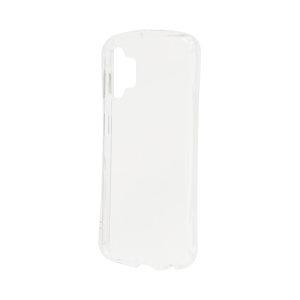 ラスタバナナ Galaxy A32 5G SCG08 ケース カバー ソフト TPU 2.7mm 耐衝撃吸収 クリア ギャラクシーA32 5G スマホケース 6059GA32TP