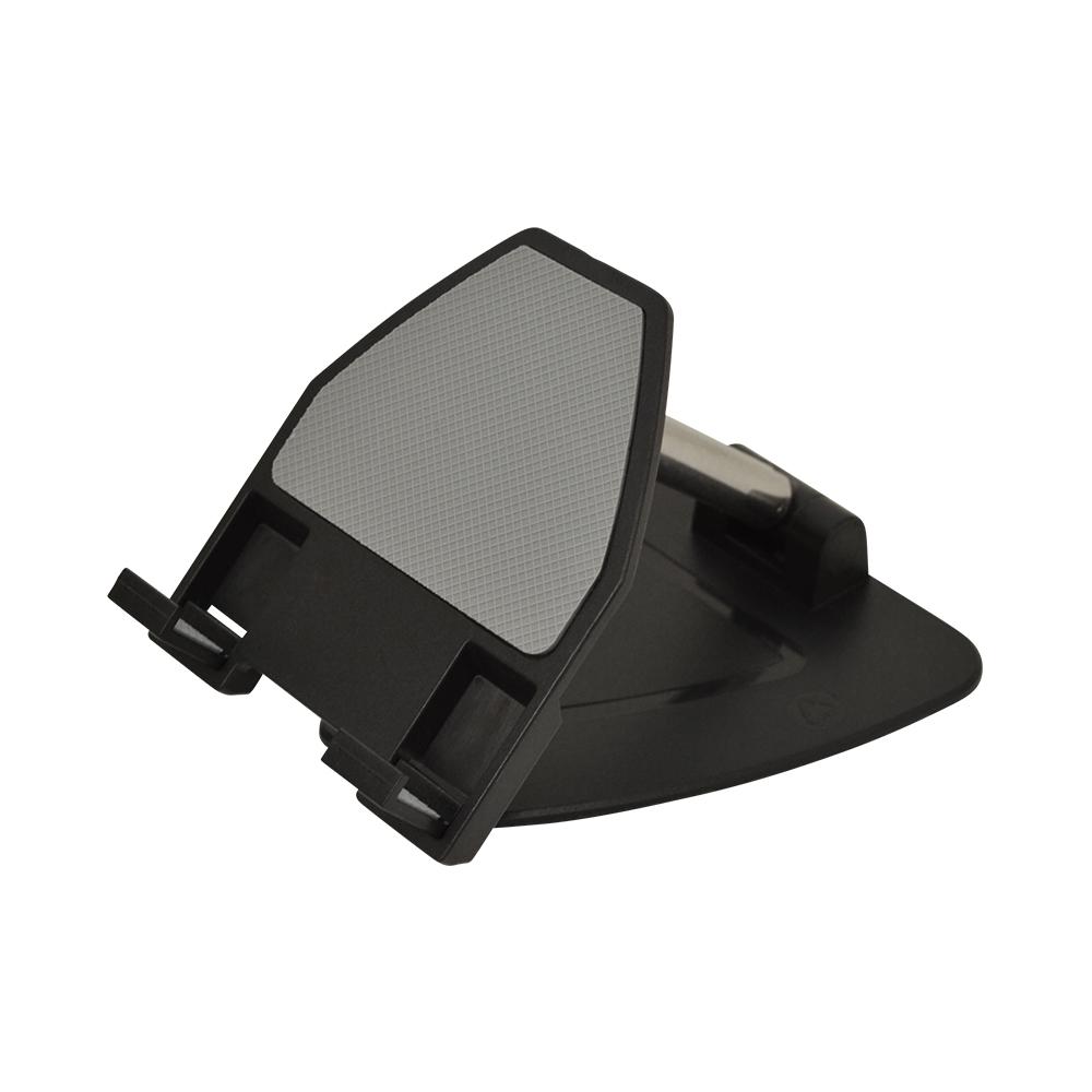 ラスタバナナ iPhone スマホ iPad タブレット用 折りたたみ式 視聴スタンド ブラック 卓上スタンド ホルダー 持ち運びに便利 小さい 軽い コンパクト RSTAND01BK