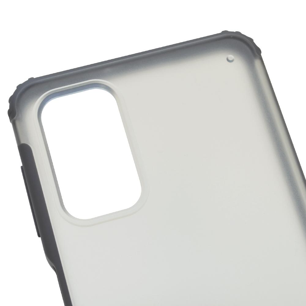 ラスタバナナ Galaxy A32 5G SCG08 ケース カバー ハイブリッド PC+TPU マット ブラック ギャラクシーA32 5G スマホケース 6088GA32HB