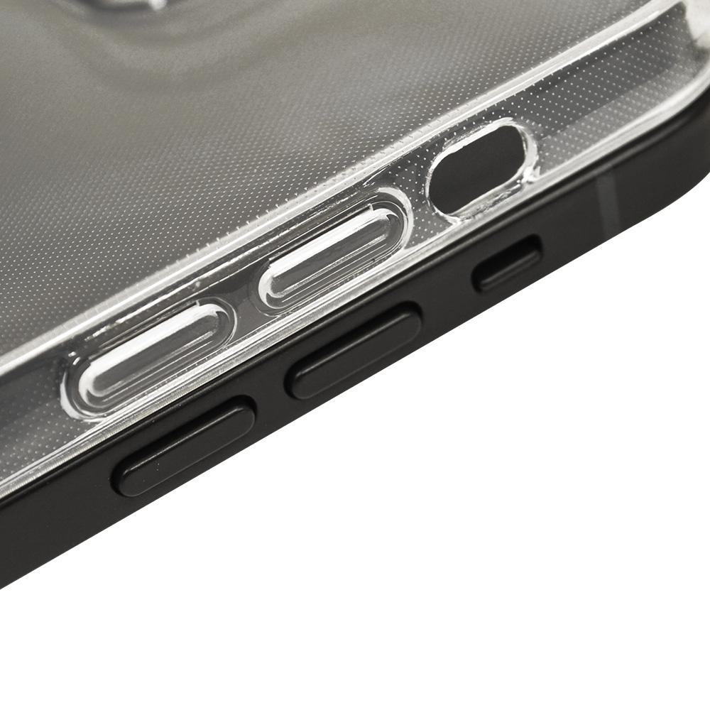 ラスタバナナ iPhone12 12 Pro ケース カバー ソフト TPU 1.2mm クリア アイフォン スマホケース 5770IP061TP