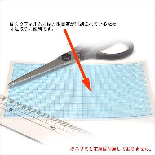 汎用カッティングタイプ 液晶保護フィルム ブルーライトカットフィルム フリーサイズ ラスタバナナ E462FREE