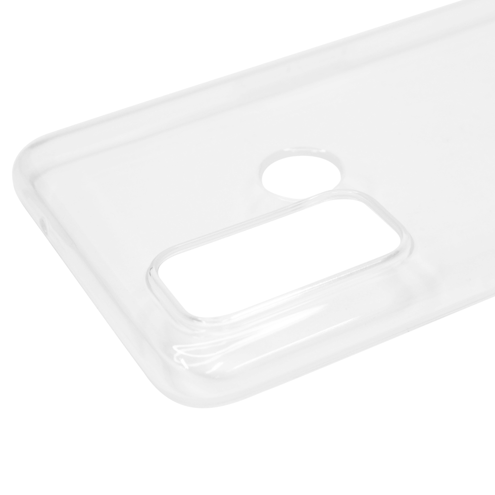 ラスタバナナ OPPO Reno5 A ケース カバー ソフト TPU 1.2mm クリア 透明 オッポ リノ スマホケース 6220RENO5ATP