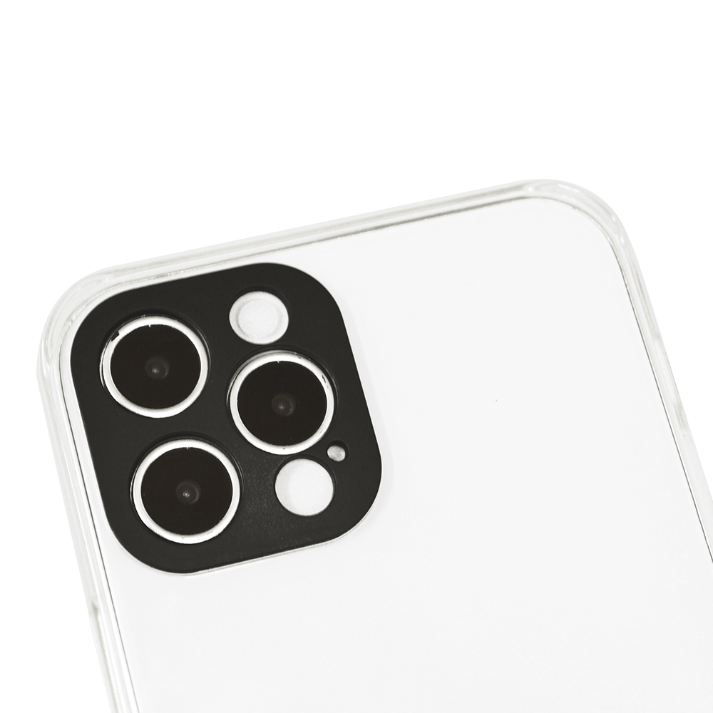 ラスタバナナ iPhone12 Pro ケース カバー ハイブリッド トライタン+TPU 極限保護 クリア アイフォン12 プロ スマホケース 5846IP061HB