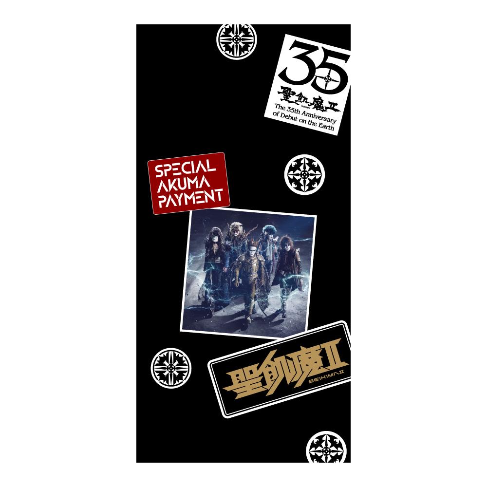聖飢魔II公認 オリジナルデザイン ネコミミケース CYSECNK005