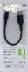 ラスタバナナ iPhone iPod iPad MFi認証 2.4A ライトニング USB 充電・通信ケーブル Lightning USB-A ブラック 10cm R01CAAL2A02BK